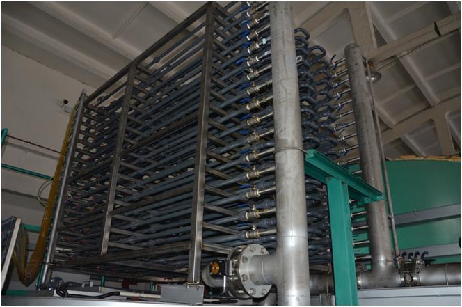 常州市风华环保金属切削废乳化液处理案例