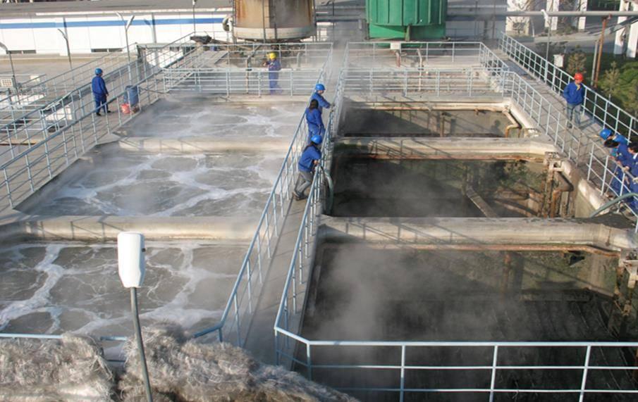 新疆某公司PVC废水处理及湖北某公司PVC化工厂废水处理案例