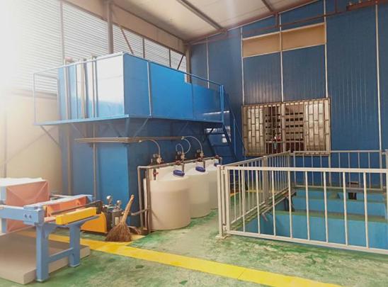 上海硅烷陶化废水处理工程案例