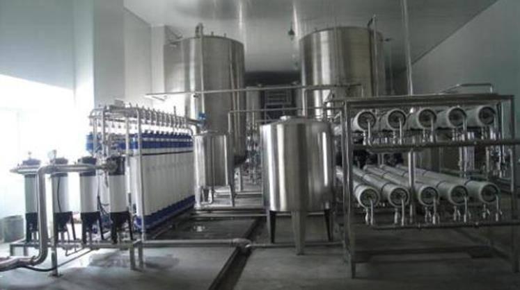 山东某淀粉厂酸碱废水资源化项目案例