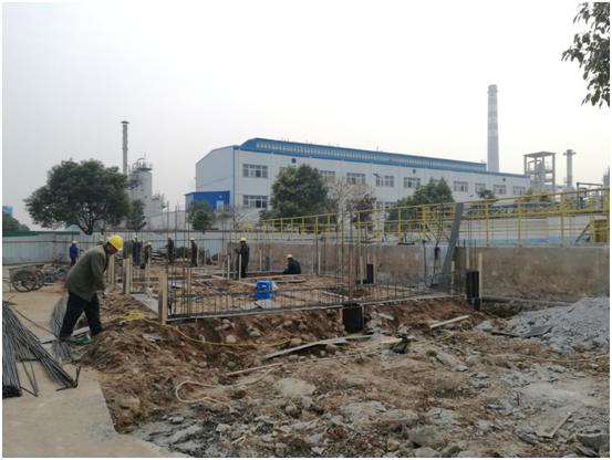 山西某公司煤化工废水中水回用工程