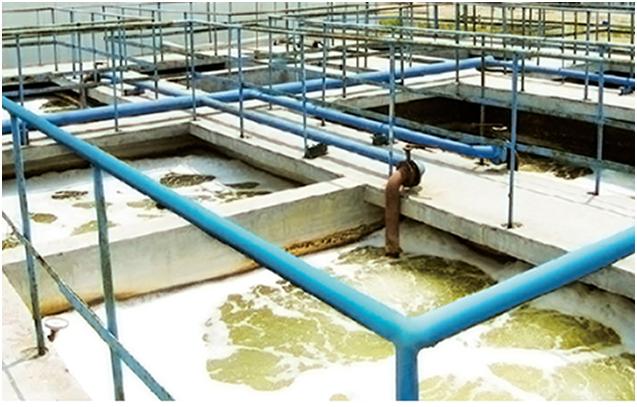 广东嘉宝莉脂化化工废水处理工程案例