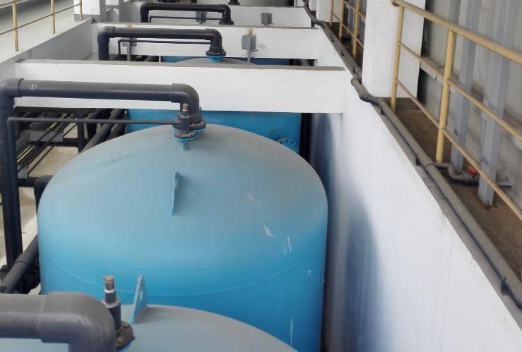 上海金厦实业镍铜、酸碱废水处理工程案例