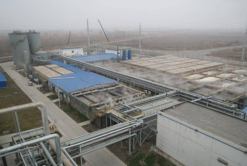 新疆某公司BDO-EG废水处理案例