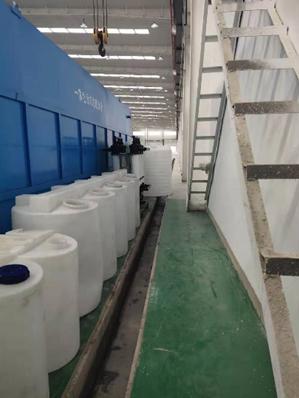 天津不锈钢废水零排放工程案例