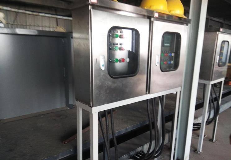 湖北大冶汉龙汽车废水、废气处理案例