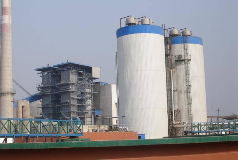 山东青岛某植物油厂油脂废水处理工程案例