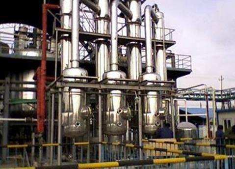 四川某质料厂高无机高氨氮高盐废水处置惩罚项目案例