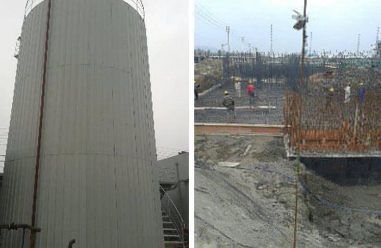 江苏新越新材料废水系统工程案例