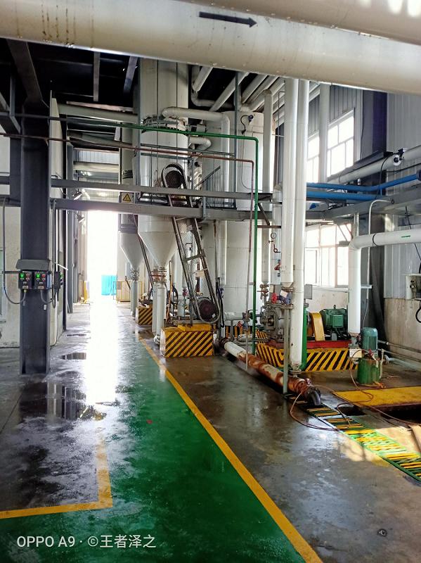 新疆某新材料科技公司氯化钙废水案例