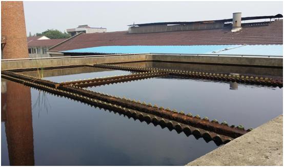 温州市龙湾区蓝田标准厂房拉管基地废水处理厂运营案例