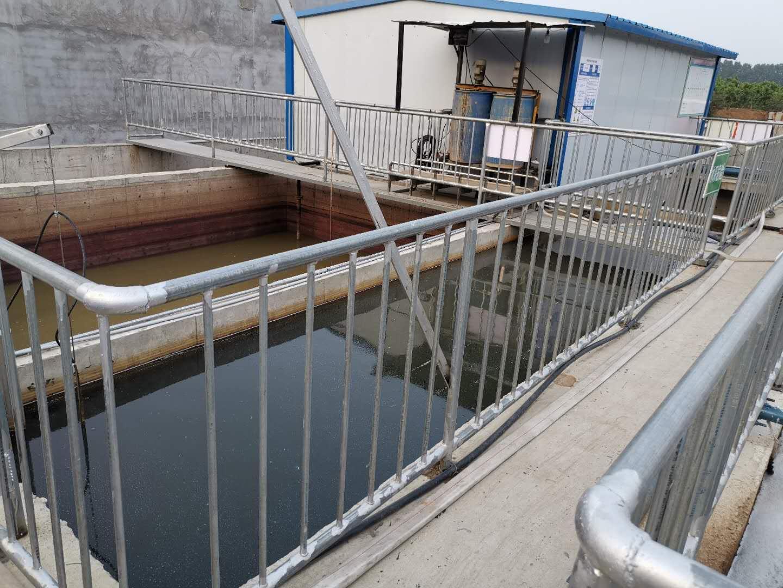 扬州京都鬃刷有限公司400m3/h污水处理改造工程