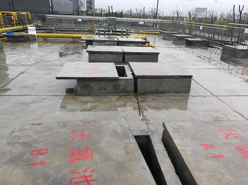 天弋能源科技二期污水处理系统案例