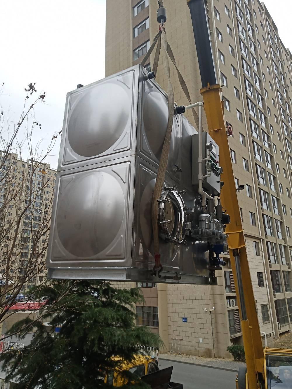 北京东方康美妇科医院污水处理案例