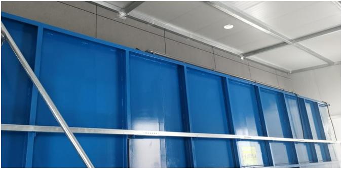 上海宣克设计涂装综合废水处理工程案例