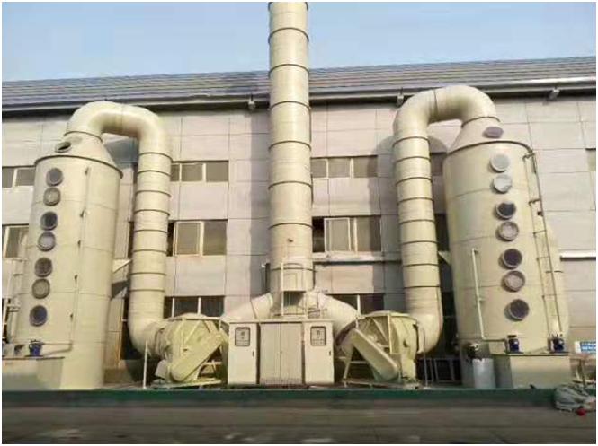 天津信汇制药丙酮生产废水处理案例