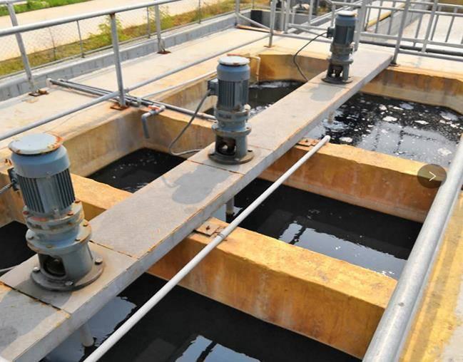 长垣县某脱棉公司脱棉漂洗生产废水污水处理改造案例