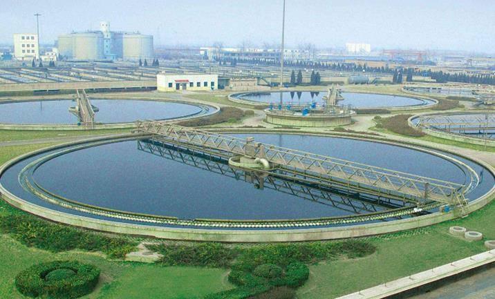 北京高碑店污水处理厂二期案例