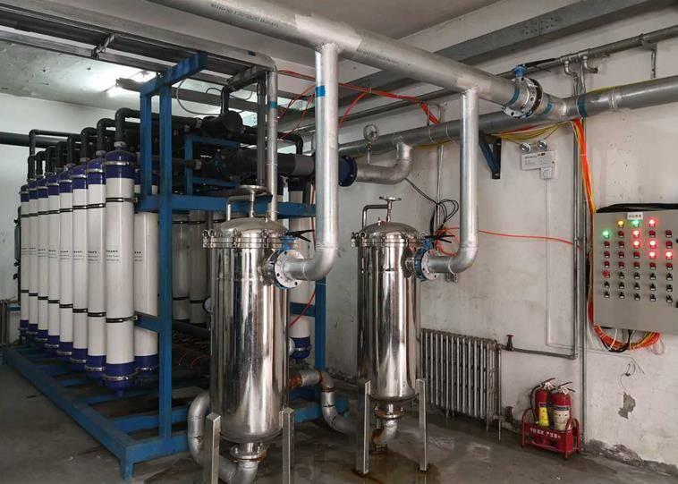 天津天瑞祥食品有限公司污水处理案例