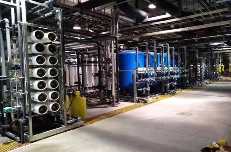 四川某化工场废水资源化项目案例