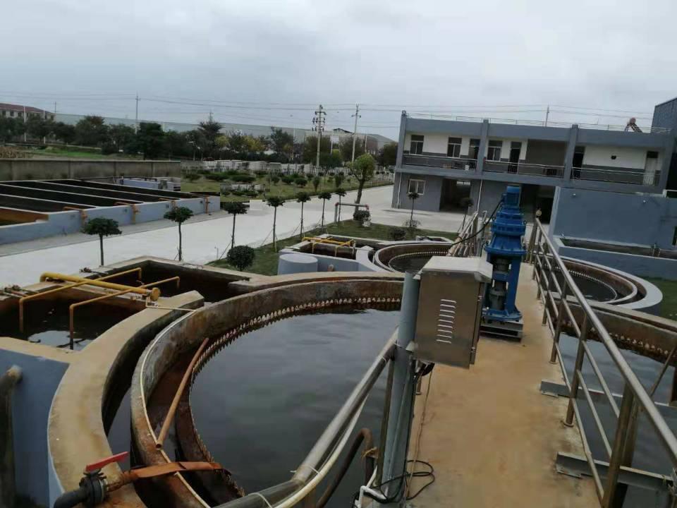 盐城汇坚工业水处理有限公司污水厂运营项目案例