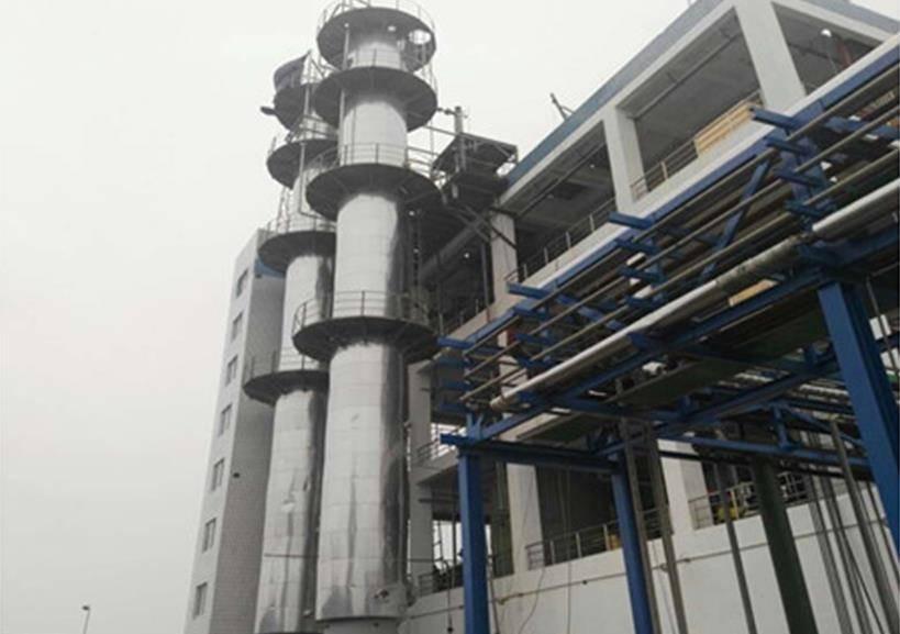 江苏省某精细化工集团高浓度有机废水处理案例