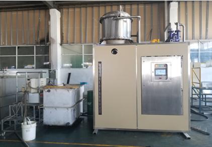 深圳某公司硝酸钙废水处理项目案例