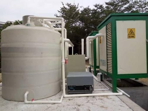 同安爱美景有限公司喷漆废水处理项目案例