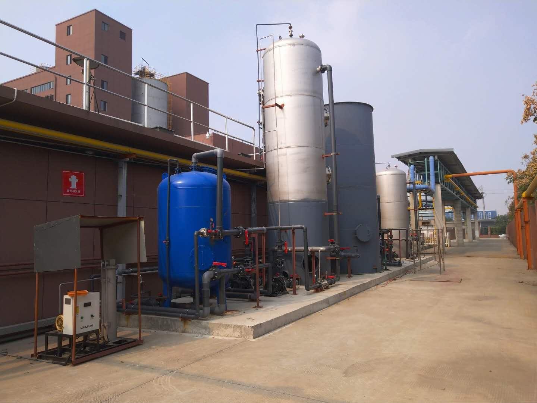 浙江某化纤公司树脂废水深度处理案例