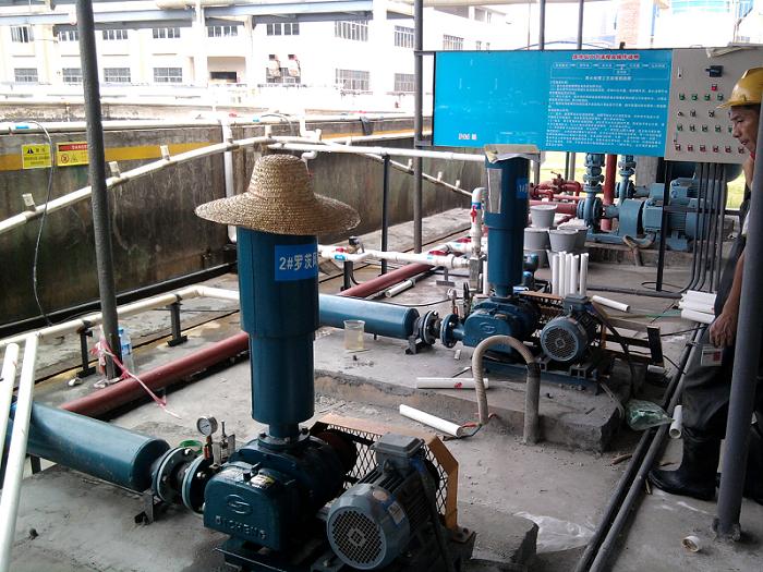 江门派力化工厂化工废水处理项目案例