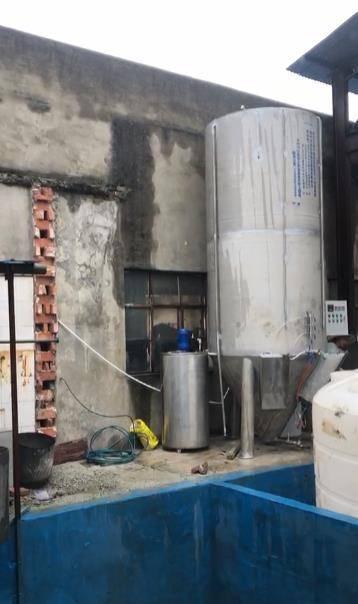 江苏泰州中海不锈钢制品污水处理案例