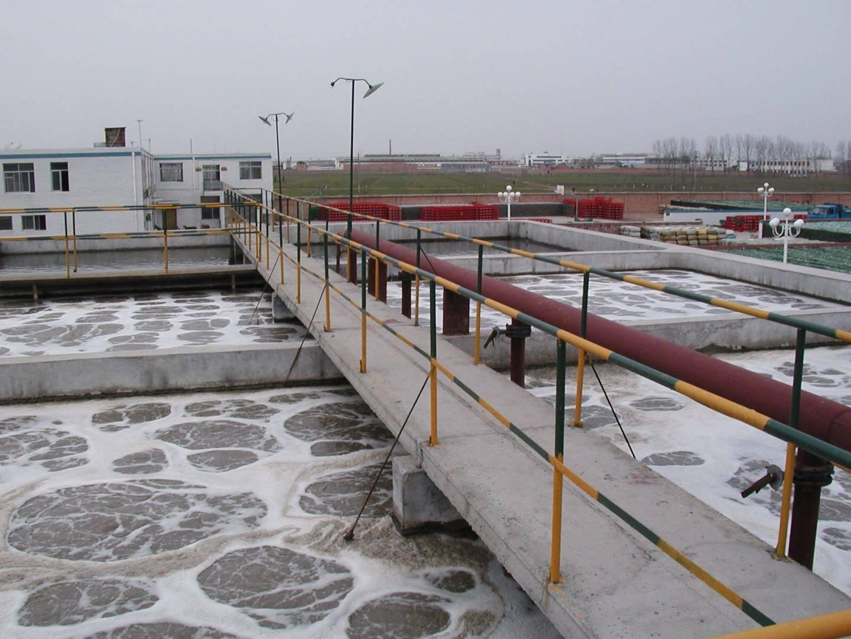 许昌市精细化工园区污水处理厂提标改造工程案例