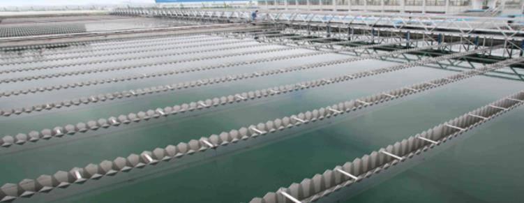 北京小红门污水处理厂案例