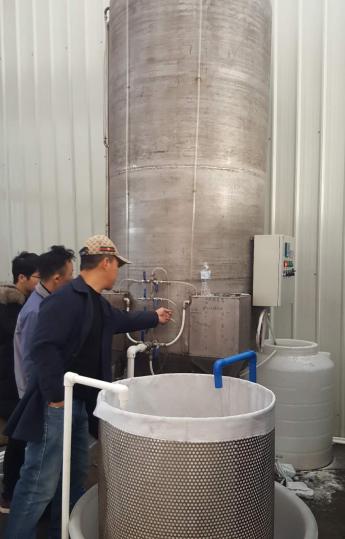 温州市利华阀门铸造厂含油废水案例