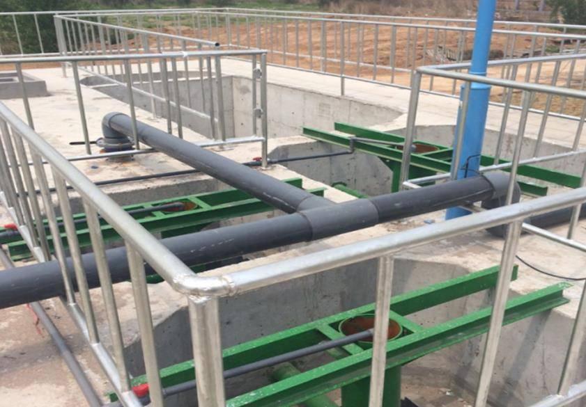 郑州某药业公司中药类生产废水处理案例