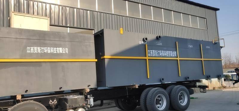 江西宜春康宝医药生化污水处理及15000风量布袋除尘工程案例