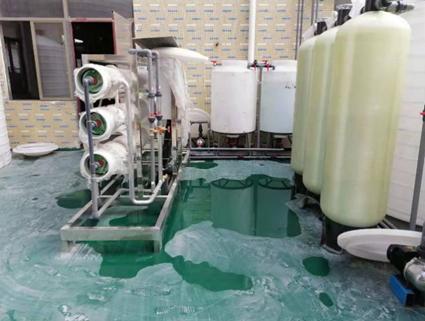 徐州含铬废水零排排放工程案例